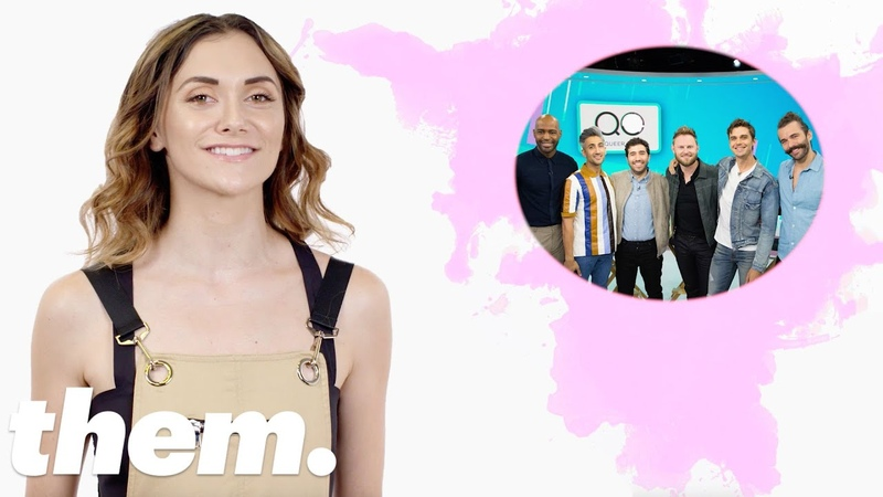 Alyson Stoner Shares Her Queer Icons | them.