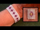 Beading4perfectionists : Stitch nr 5: Odd peyote the easy way bracelet beading tutorial