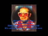 Elton John - Don't Let the Sun Go Down on Me (1974) With Lyrics!