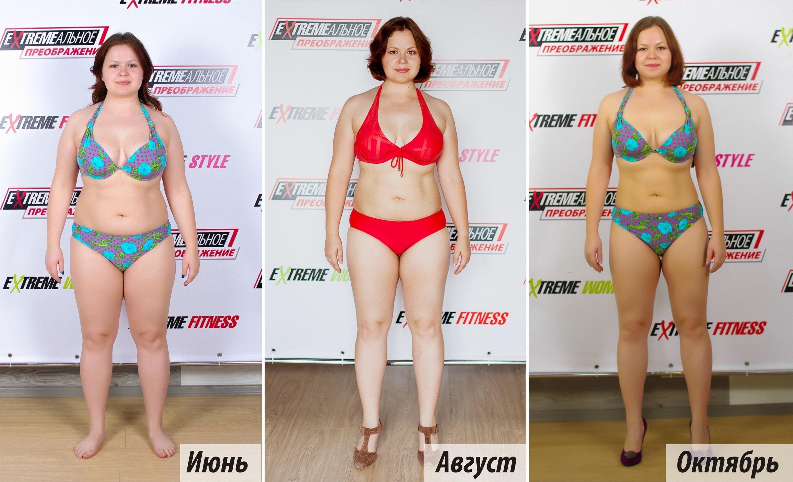 программа похудения в салоне красоты