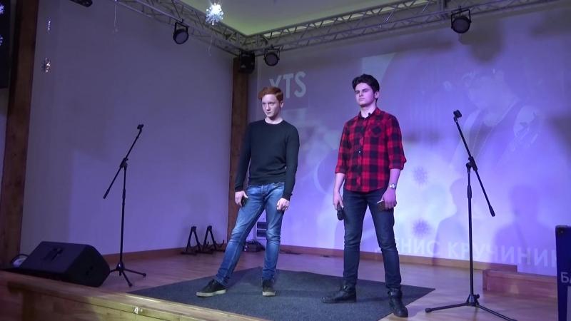 Трудности на пути к успеху в музыке. История Влада Чернацкого и Дениса Кручинина.