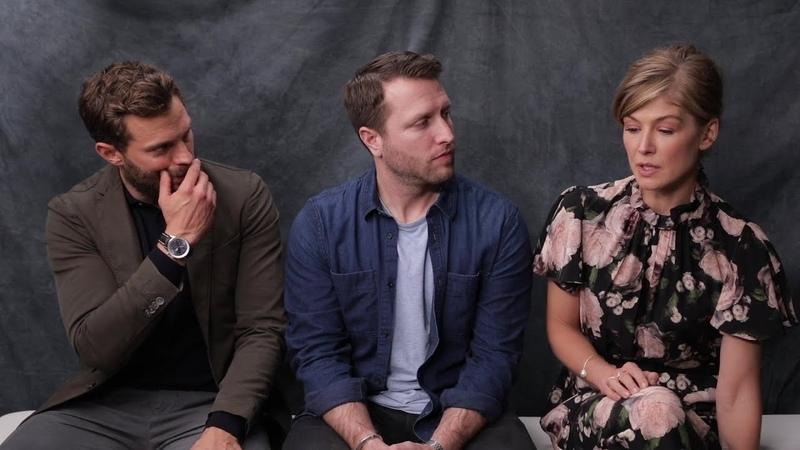 Deadline - Jamie Dornan, Rosamund Pike (TIFF)