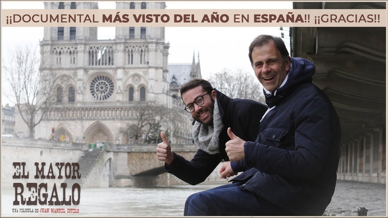 EL MAYOR REGALO - ¡Número 1 en España!