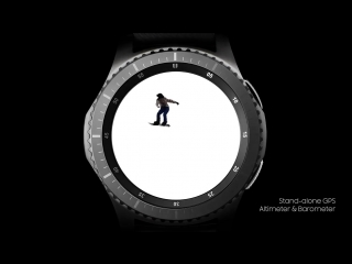 Samsung Gear S3 Official Launch Film