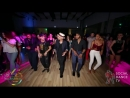 Eddie Torres Jr. , Terry , Fadi , Srini - Animation - 4th World Stars Salsa Festival