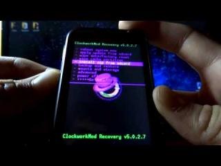 Установка прошивки на HTC Wildfire S
