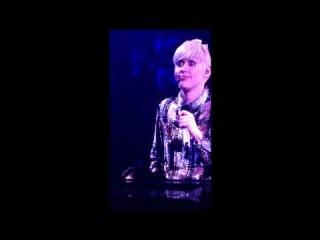 Miley Cyrus Bangerz Tour Miami