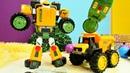 Tobot T dönüşümü Yeni Transformers oyunu izle