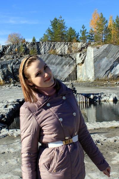 Anneta Lazareva, 11 октября , Петрозаводск, id3346466