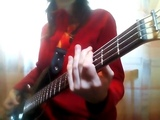 Tom Petty and The Heartbreakers Learning To Fly Bass Cover