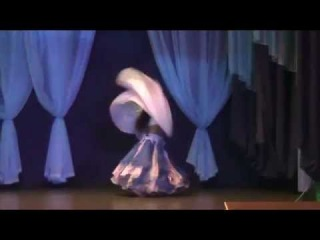 Лаура  Межансе  Студия восточных танце МИРАБЭЛЬ  Днепропетровск2014 ,дети  Руководитель Тамара Крути