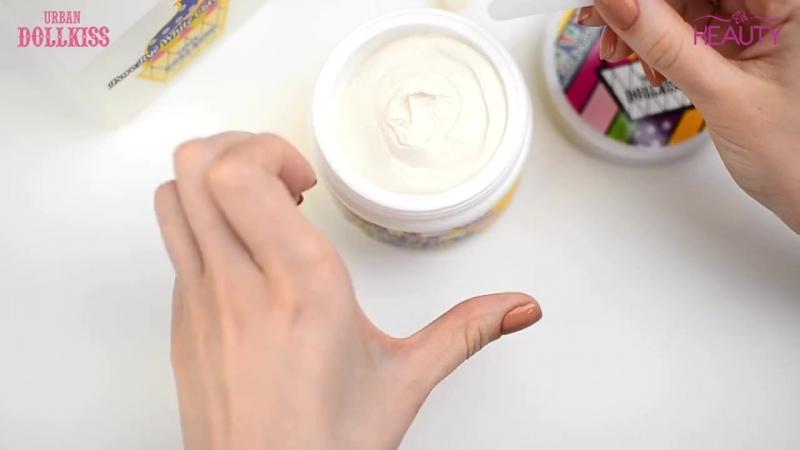 Маска очищающая с белой глиной Urban Dollkiss Pore Bye White Clay Pack