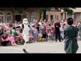 Дарт Вейдер на Кавказе Танцует Лезгинку