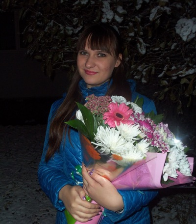 Оля Ушакова, 24 ноября , Томск, id145926738