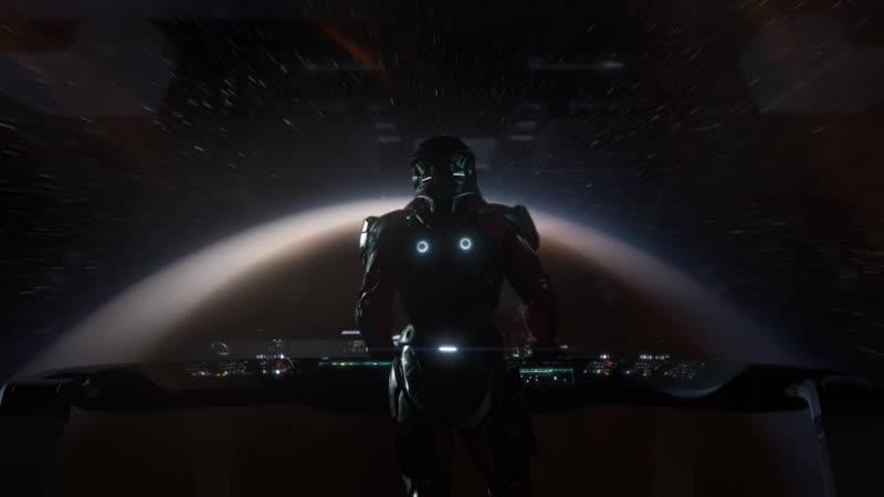 Official синематик трейлер Mass Effect Andromeda