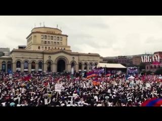 Հրագ - Դուխով - Hrag - Duxov -Համերգ Հանրապետության հրապարակում - ARGAMBLOG - 08.05.2018