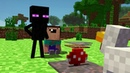 Noob and Brothers Full Episode Minecraft Animation