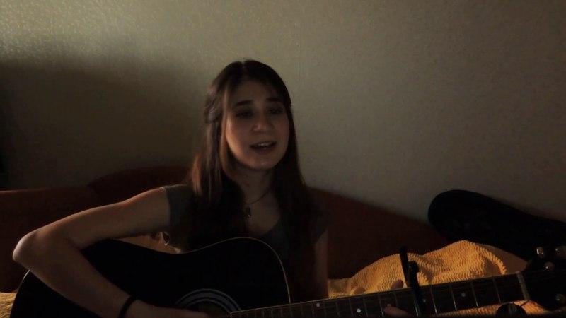 Гареева Алия - Carry on (cover Norah Jones)