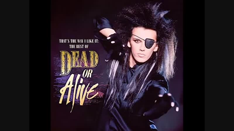 Dead Or Alive And Pete Burns - You Spin Me Right Round (Like A Record) [12 Inch. Extended The Murder Mix Version And Edit.]