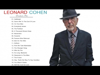 Леонард Коэн. Лучшие хиты.
