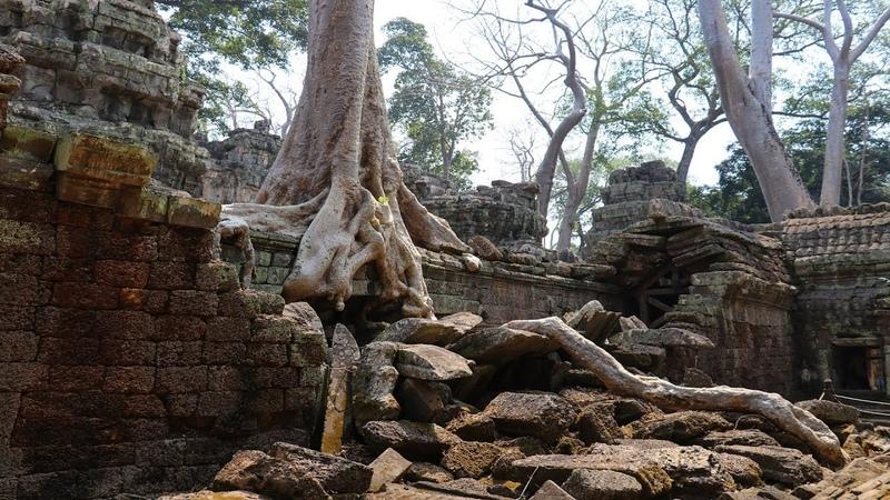 Wonderful Cambodia Храм Анджелины Джоли в Камбодже
