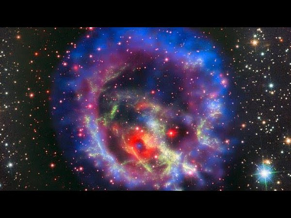 Zooming in on a neutron star in the Small Magellanic Cloud