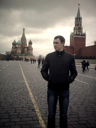 Алексей Сошников, 20 апреля 1987, Москва, id122267474