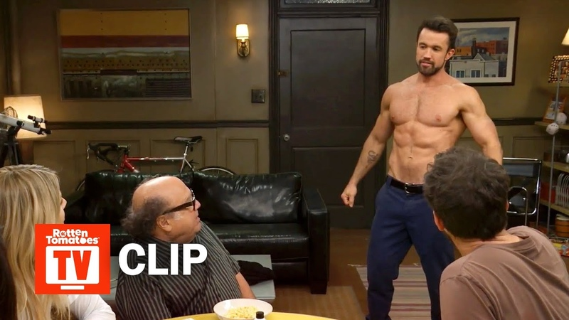 It's Always Sunny in Philadelphia S13E01 Clip | 'Mac's Cry For Help' | Rotten Tomatoes TV