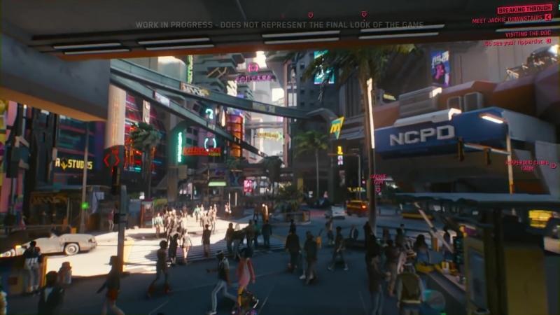 Cyberpunk 2077 анализ и ощущения от геймплея