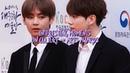 Interesting Taekook Moments On Culture Arts Awards [SPANISH SUBS]
