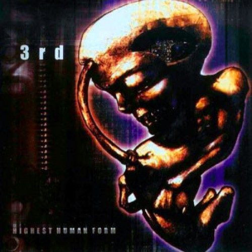 3rd - Highest Human Form-cover