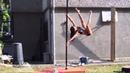 Viola Valsecchi_acrobatic pole Artist