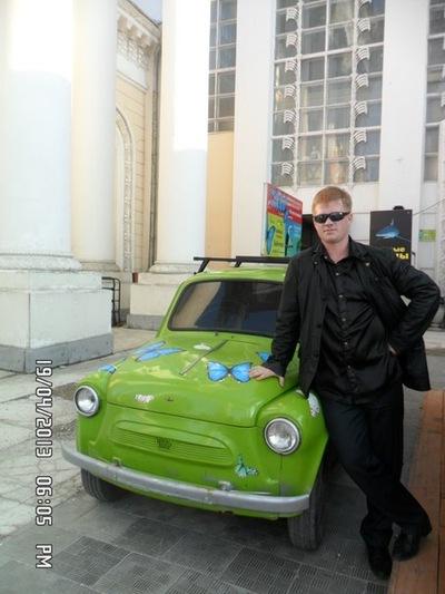 Антон Дёмин, 20 февраля 1989, Кузнецк, id34156669