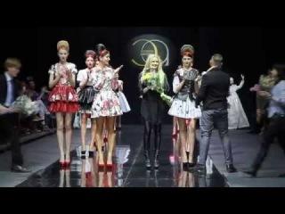 Moscow Fashion Week 2014 F/W 2015 - ELEONORA AMOSOVA