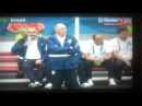Футбол.ЧМ-2014-финальный раунд.За 3-е место.Бразилия - Нидерланды 0-1 Ван Перси 2 мин (пенальти)