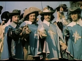 «Д'Артаньян и три мушкетёра» — советский приключенческий фильм 3 серия.