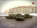 Вежливые танки. Репетиция танкового балета. Лучшие кадры