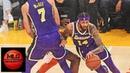 LA Lakers vs OKC Thunder 1st Half Highlights   01/02/2019 NBA Season