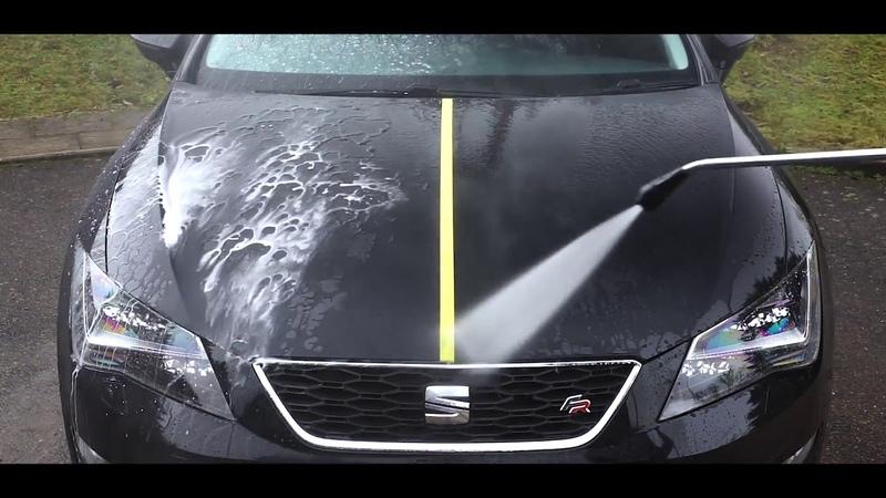Гидрофобный спрей Aqua Coat от Auto Finesse. Нанесение и результат.