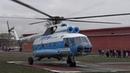 Взлет Ми-8