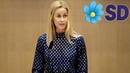 Katja Nyberg f d Polis SD Vi måste sluta tycka synd om Brottslingar Brottsoffer