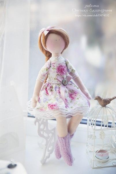 Куколка Маргарита выкройка. (6 фото) - картинка