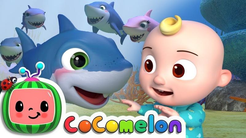 Baby Shark | CoCoMelon Nursery Rhymes Kids Songs