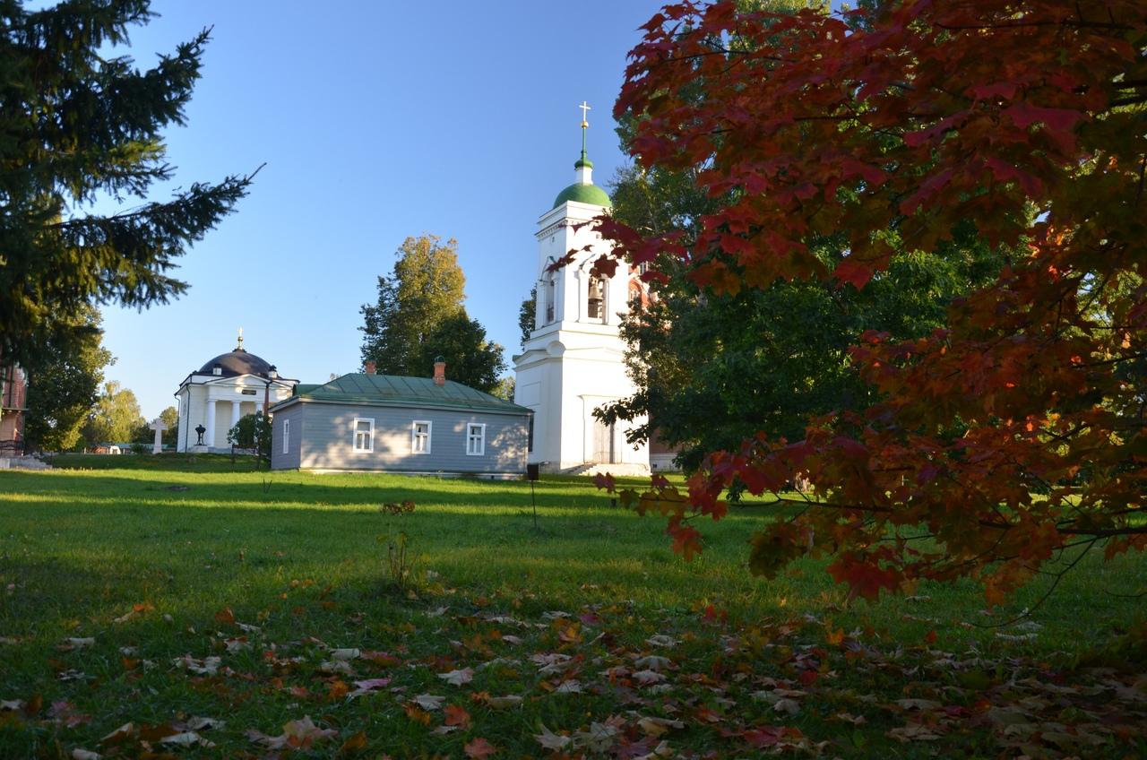 -y1hxTVSLGg Спасо-Бородинский монастырь.