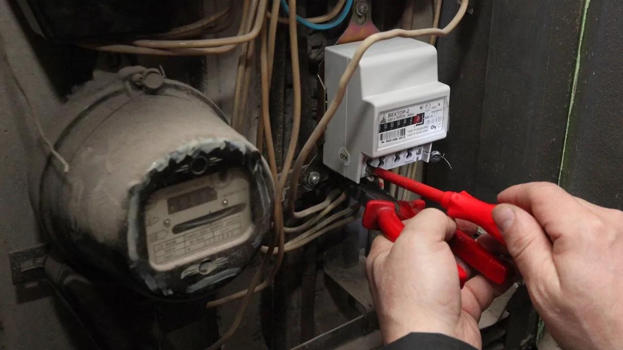 В Прикубанском районе население массово использует «заряженные» счетчики электроэнергии