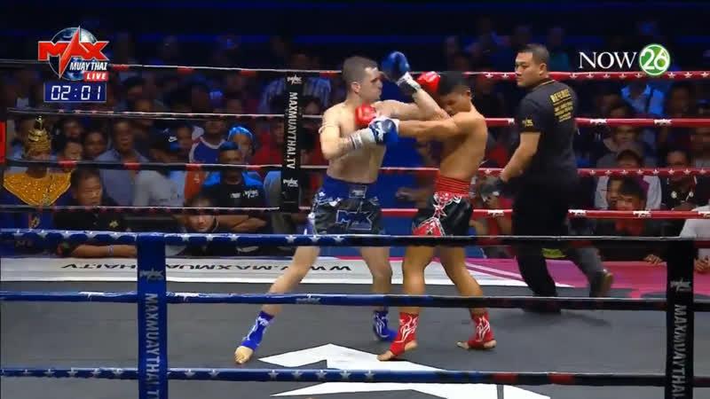 Max Muay Thai снова локти