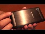 Обзор телефона Lenovo P780 и китайской еды