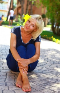 Ольга Винницкая, 23 апреля , Москва, id119238291