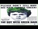 1948 Joseph Losey Il Ragazzo Dai Capelli Verdi Dean Stockwell Robert Ryan Pat OBrien Barbara Hale