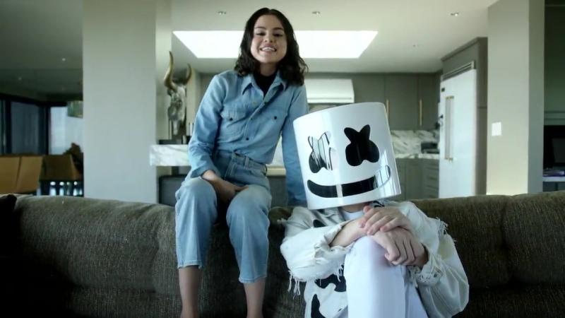Selena Gomez and Marshmello x Digster Switzerland.